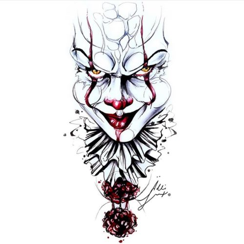 Pennywise_Head_Wanna_Do_by_Älli_Lux