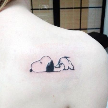 Snoopy_Tattoo