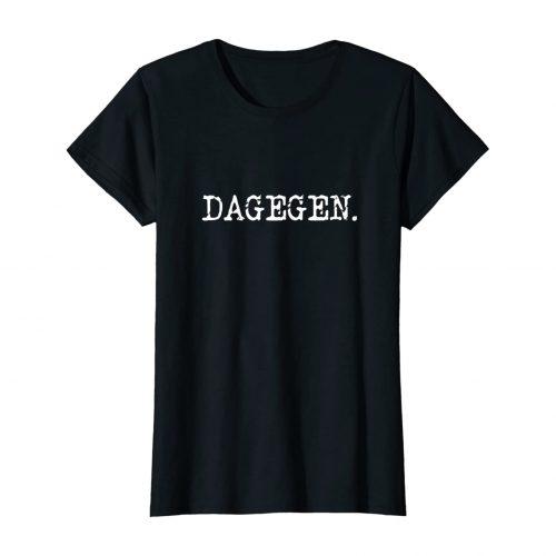 DAGEGEN. - Shirt by AREA28-black